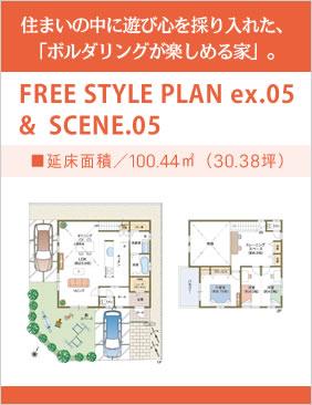 FREE STYLE PLAN ex.05